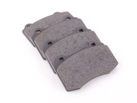 Brembo Calipers Lotus, A, C, F - Race Brake Pad Set - Pagid RS14 Black
