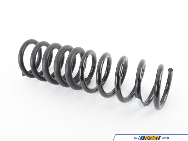 T#61089 - 33532229177 - Genuine BMW Rear Coil Spring - 33532229177 - Genuine BMW -