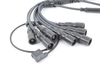 T#4036 - 12-7757P - 7mm Ignition Wire Set - E28 528e (with Impulse Cable), E30 325i/iX, E34 525i 1989-90 - Turner Motorsport - BMW
