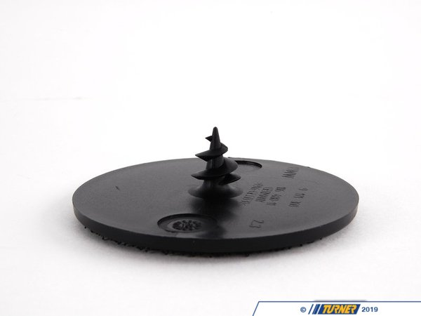 T#12801 - 51479171368 - TRIM VELCRO Element with Screw TH 51479171368 - VELCRO ELEMENT WITH SCREW TH:51409947 - Genuine BMW -