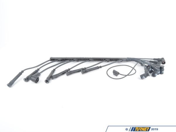 T#3413 - TMS3413 - 8mm High-Performance Ignition Wire Set - E32 735i, E34 535i - Turner Motorsport - BMW