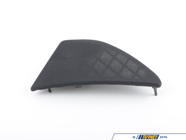 T#175367 - 51427226464 - Genuine BMW Cover F Right Loudspeaker Schwarz - 51427226464 - F10 - Genuine BMW -