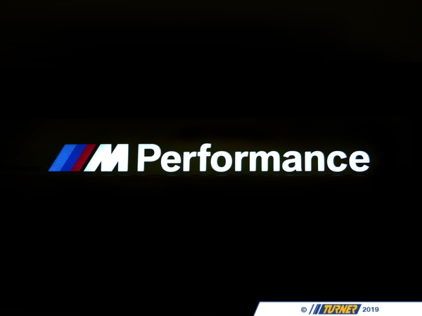 T#222264 - 51472361172 - Genuine BMW Bmw M Performance Led Sill C - 51472361172 - Genuine BMW -