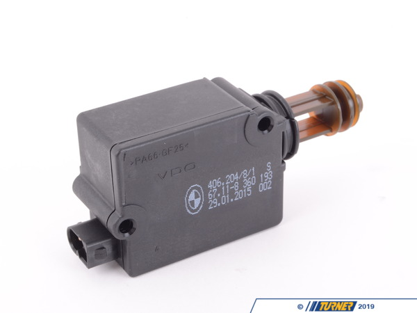 T#156125 - 67118360193 - Genuine BMW Actuator - 67118360193 - Genuine BMW -