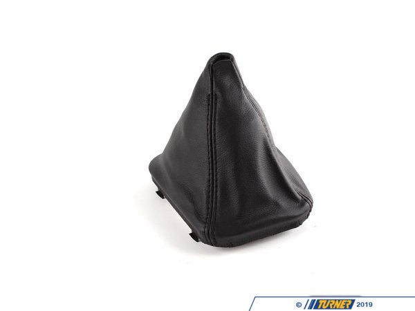 T#52625 - 25111434277 - Genuine BMW Leather Boot Walk-Nappa Schwarz - 25111434277 - Genuine BMW -