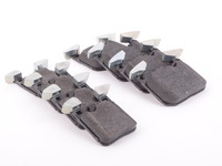 T#392067 -  34116878876KT - Genuine BMW Front And Rear Brake Pad Set - F22/23 F3X - Genuine BMW - BMW