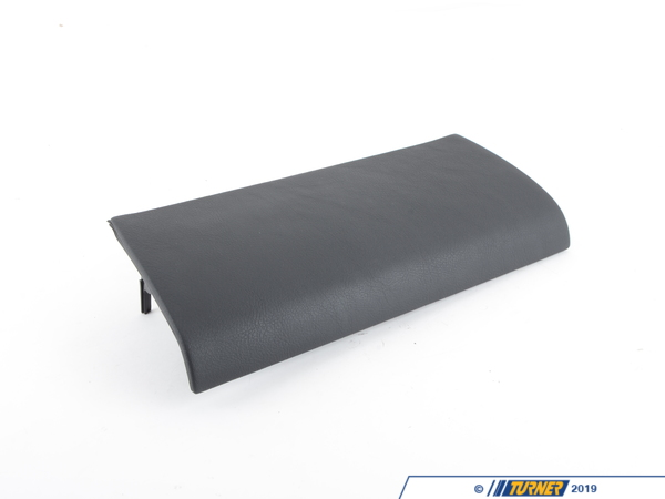 T#85584 - 51168167282 - Genuine BMW Cover Glove Box Lower Schwarz - 51168167282 - E36,E36 M3 - Genuine BMW -