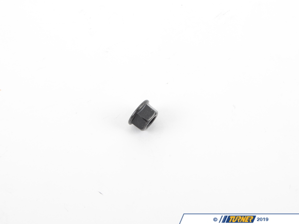 T#31397 - 11127541887 - Genuine BMW Flange Nut M7 - 11127541887 - E53,E63,E65,E70 X5 - Genuine BMW -