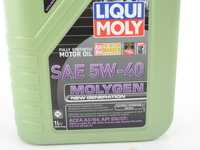 Molygen New Generation Engine Oil (5w-40) - 1 Liter