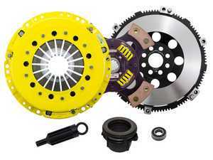 Advanced Clutch Technology Heavy Duty Sprung 4-Pad Racing Clutch Kit With XACT Prolite Flywheel - E46 M3