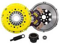Advanced Clutch Technology Heavy Duty Sprung 4-Pad Racing Clutch Kit With XACT Streetlite Flywheel - E46 M3