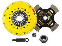 Advanced Clutch Technology Heavy Duty Sprung 4-Pad Racing Clutch Kit With XACT Prolite Flywheel - E36 M3 S50