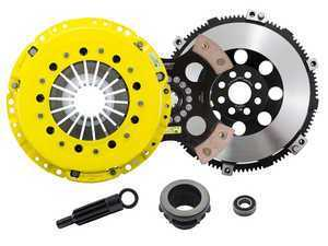 Advanced Clutch Technology Heavy Duty 4-Pad Rigid Racing Clutch Kit With XACT Prolite Flywheel - E36 Non-M, E34 525i, Z3 Non-M, E46 Non-M 5-Speed