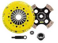 Advanced Clutch Technology Heavy Duty 4-Pad Rigid Racing Clutch Kit With XACT Streetlite Flywheel - E36 M3, Z3 S52 S54
