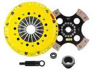 Advanced Clutch Technology Heavy Duty 4-Pad Rigid Racing Clutch Kit With XACT Streetlite Flywheel - E36 M3 S50