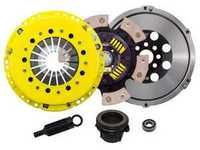 Advanced Clutch Technology Heavy Duty Sprung 6-Pad Racing Clutch Kit With XACT Streetlite Flywheel - E46 M3