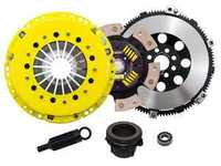Advanced Clutch Technology Heavy Duty Sprung 6-Pad Racing Clutch Kit With XACT Prolite Flywheel - E46 M3