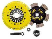 Advanced Clutch Technology Heavy Duty Sprung 6-Pad Racing Clutch Kit With XACT Streetlite Flywheel - E36 M3, Z3 S52 S54