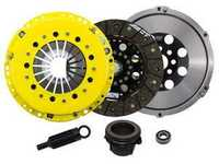 Advanced Clutch Technology Heavy Duty Rigid Street Performance Clutch Kit With XACT Streetlite Flywheel - E46 M3