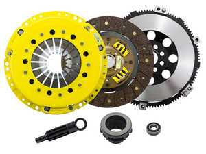 Advanced Clutch Technology Heavy Duty Sprung Street Performance Clutch Kit With XACT Prolite Flywheel - E36 Non-M, E34 525i, Z3 Non-M, E46 Non-M 5-Speed