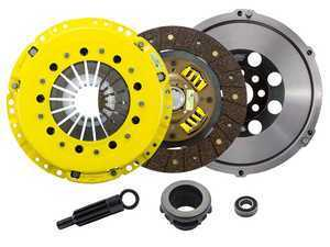 Advanced Clutch Technology Heavy Duty Sprung Street Performance Clutch Kit With XACT Streetlite Flywheel - E36 Non-M, E34 525i, Z3 Non-M, E46 Non-M 5-Speed