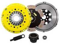 Advanced Clutch Technology Heavy Duty Rigid 6-Pad Racing Clutch Kit With XACT Streetlite Flywheel - E46 M3