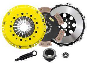 Advanced Clutch Technology Heavy Duty Rigid 6-Pad Racing Clutch Kit With XACT Prolite Flywheel - E36 Non-M, E34 525i, Z3 Non-M, E46 Non-M 5-Speed