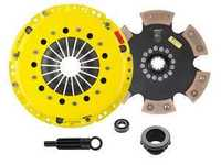 Advanced Clutch Technology Heavy Duty Rigid 6-Pad Racing Clutch Kit With XACT Prolite Flywheel - E36 M3 S50