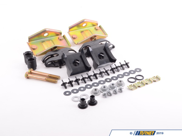 T#77474 - 51119059110 - Genuine BMW Mounting Parts Set - 51119059110 - E34,E34 M5 - Genuine BMW -