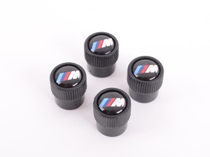 "Valve Stem Caps - ""///M"" Logo (Set of 4)"