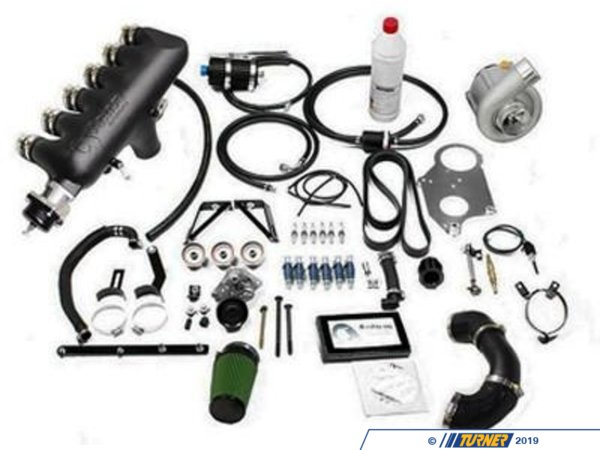 Active Autowerke Active Autowerke PRIMA Supercharger Kit - E46 M3 (6 Speed Transmission Only) 12-021