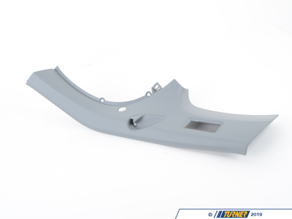 T#103025 - 51437018382 - Genuine BMW Covering Column Rear Right Grau - 51437018382 - E46 - Genuine BMW -