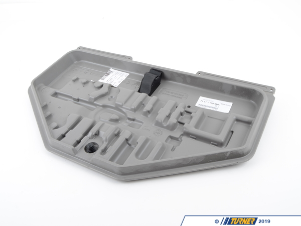 T#156491 - 71111179498 - Genuine BMW Tool Box - 71111179498 - E34 - Genuine BMW -