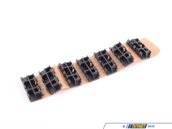 T#80253 - 51138045321 - Genuine BMW Clip Schwarz - 51138045321 - E92 - Genuine BMW -