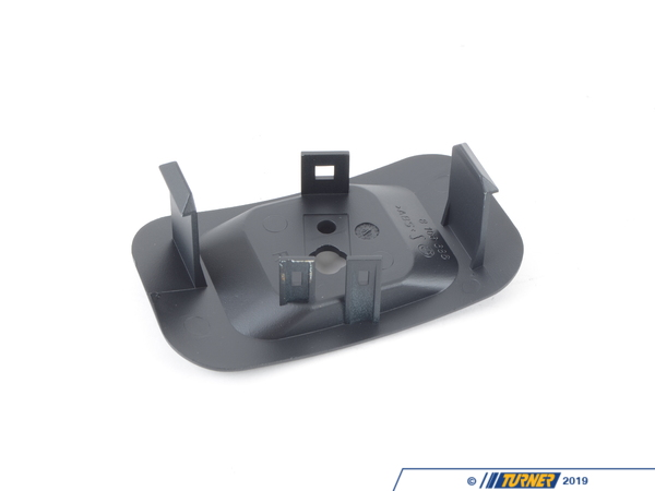T#131670 - 52208177172 - Genuine BMW Switch Covering Right Schwarz - 52208177172 - E38 - Genuine BMW -