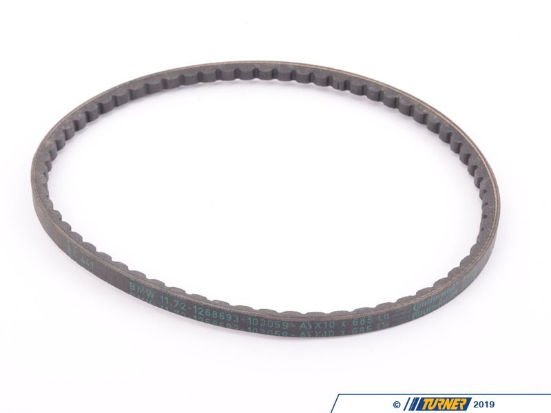 T#37276 - 11721268693 - Genuine BMW Fan Belt 9,5X685mm - 11721268693 - Genuine BMW -
