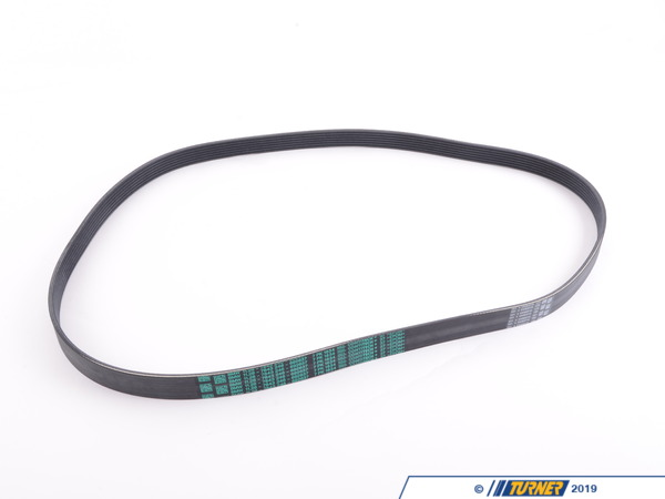 T#33717 - 11287843246 - Genuine BMW Ribbed V-Belt Pk7X1634 - 11287843246 - F06,F10,F12,F13 - Genuine BMW -