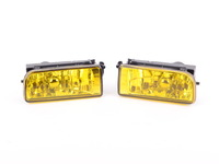 Clear Yellow Fog Light Set