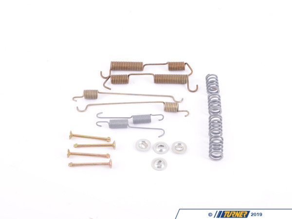T#23044 - 34219064272 - Genuine BMW Repair Kit Springs - 34219064272 - E30 - Genuine BMW -