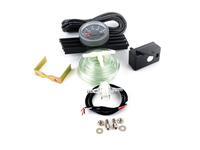 45mm Electric Boost Gauge Kit