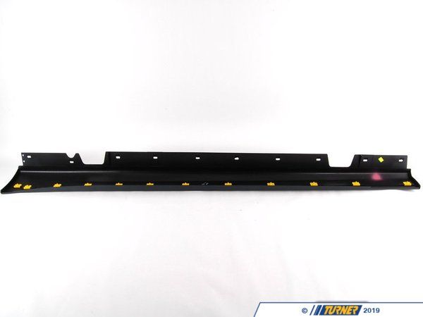 T#10219 - 51777164796 - Genuine BMW Primed Right Door Sill Trim Panel - 51777164796 - E90 - Genuine BMW -