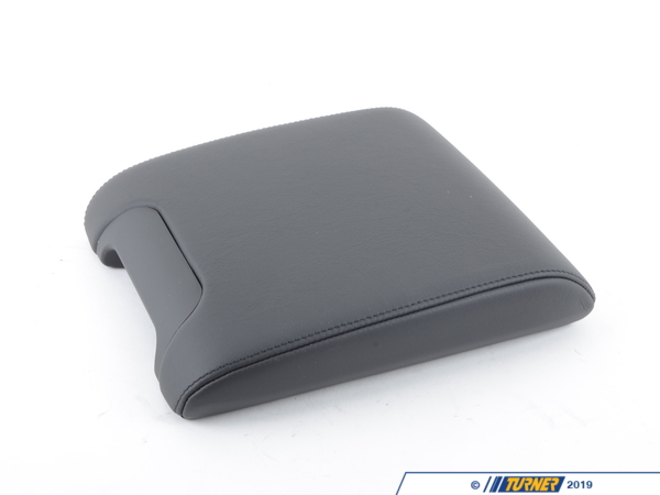 T#82258 - 51162498727 - Genuine BMW Center Arm Rest Schwarz - 51162498727 - E39,E39 M5 - Genuine BMW -