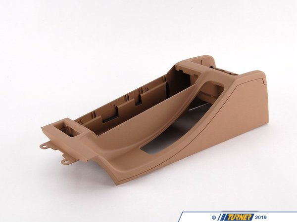 T#86117 - 51168234155 - Genuine BMW Console, Short Hellbeige - 51168234155 - E46,E46 M3 - Genuine BMW -