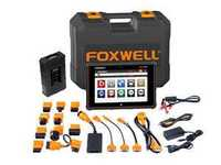 T#553443 - 0243455sch01aKT - Professional Scan Tool Tablet GT80 MINI - Schwaben by Foxwell - BMW MINI