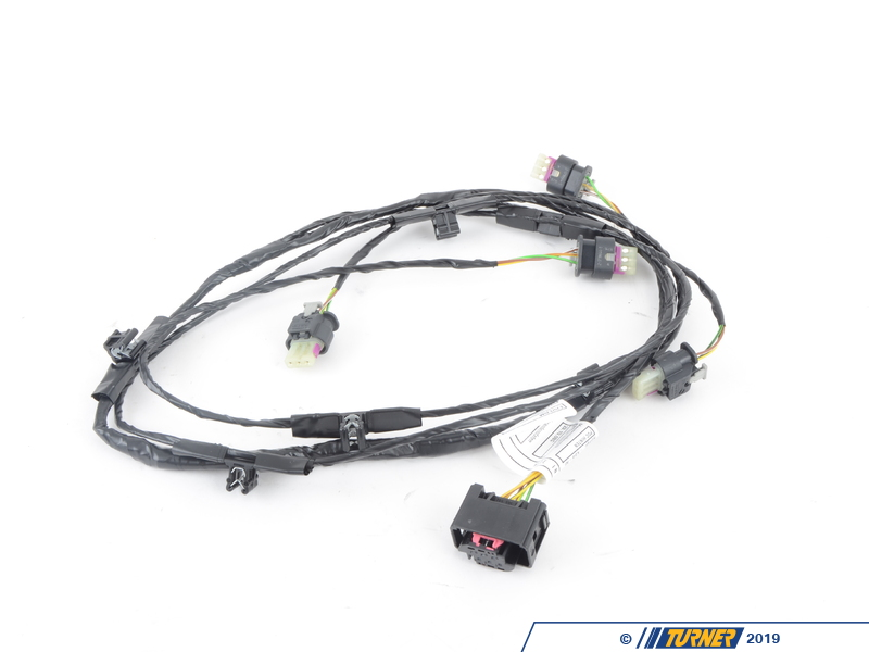 T#139337 - 61129209210 - Genuine BMW Wiring Set Pdc, Rear - 61129209210 - E70 X5 - Genuine BMW -